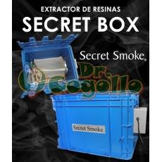 SECRET BOX (40 x 30 x 28 cm).