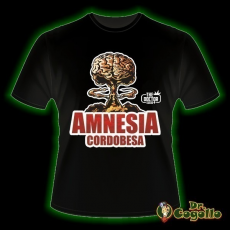 "CAMISETA ""AMNESIA CORDOBESA""."