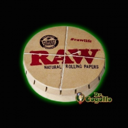 """CAJA CLICK-CLACK """"RAW""""."""