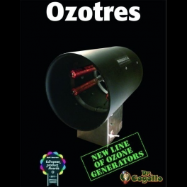 GENERADOR DE OZONO DE CONDUCTO OZOTRES - C1 125x300