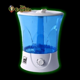 HUMIDIFICADOR ULTRASONIDOS 8 L.