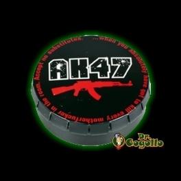 """CAJA CLICK-CLACK """"AK47""""."""