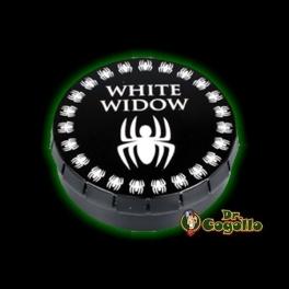 "CAJA CLICK-CLACK ""WHITE WIDOW""."