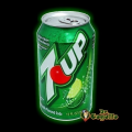 LATA OCULTACION REFRESCO (7UP).