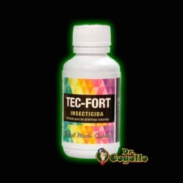 TEC-FORT (Extracto de Piretrinas) 30ML TRABE.