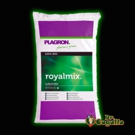 "SUSTRATO PLAGRON ""ROYAL MIX""."