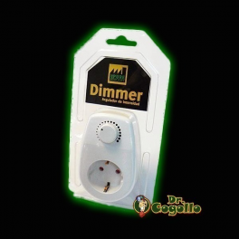 REGULADOR DE POTENCIA DIMMER.