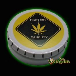 "CAJA GREENKLAKBOX ""HIGH AIR QUALITY""."