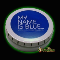 "CAJA GREENKLAKBOX ""MY NAME IS BLUE""."