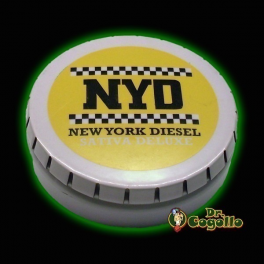 "CAJA GREENKLAKBOX ""NEW YORK DIESEL""."