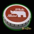 "CAJA GREENKLAKBOX ""WHITE RHINO""."