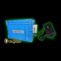 """LAVADORA EXTRACCION EN SECO """"SECRET BOX"""" CON VELOCIDAD REGULABLE (40 x 30 x 28 cm)."""