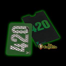 "GRINDER TARJETA ""420""."