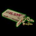 CAJA METAL RAW + 100 FILTROS RAW PREROLLED