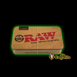 CAJA METAL RAW XL.
