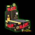 PAPEL RAW BLACK K.S.