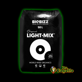 "SUSTRATO ""LIGHT-MIX"" 50L. BIOBIZZ."