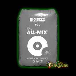 "SUSTRATO ""ALL-MIX"" 50L. BIOBIZZ."