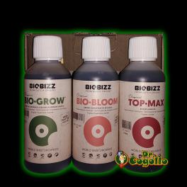 PACK FERTILIZANTES TRY-PACK Biobizz.