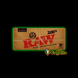 PAPEL RAW CLASSIC K.S. 200