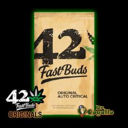 Semillas ORIGINAL AUTO CRITICAL Fast Buds.