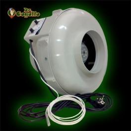 EXTRACTOR PK 160 800 M3/H + CONTROL TEMPERATURA Y REVOLUCIONES.